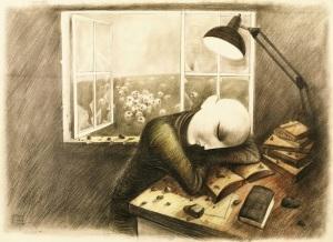 poets's sleep 1989 chang hong ahn